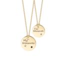 náhrdelníky s medailónom